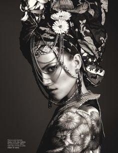 LaBoheme-visual optimism; fashion editorials, shows, campaigns & more!