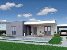 Image result for design bungalow flachdach