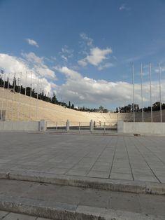 Olympische Vergangenheit: Panathinaiko-Stadion