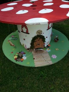Fairy house reel