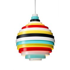 Zero PXL Pendant Lamp Multi now featured on Fab.