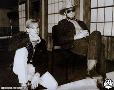 Hank and Shelton