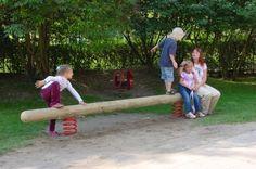 Spielgerät Federspiel Balancierbalken Wippbalken für Spielplatz und Kindergarten aus Rundholz bei spielendraussen.de unter http://www.spielendraussen.de/product_info.php?info=p736_spielgeraet-federspiel-balancierbalken-wippbalken-fuer-spielplatz-und-kindergarten-aus-rundholz.html