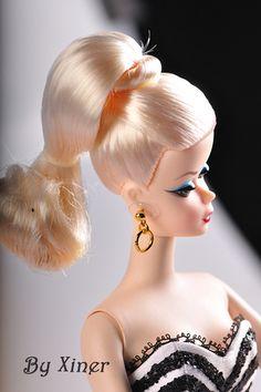 Silkstone Debut™ Barbie   by xiner wang