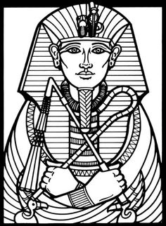 egyptian foods coloring pages - photo#42
