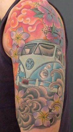 Love this camper van idea :)