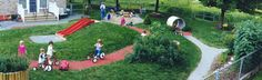 Infant-Toddler Playscape in NY