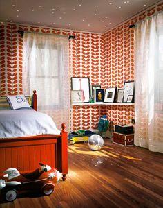 Orla Kiely Kid Room