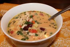 His Plan, Not Ours: Italian Chicken Soup