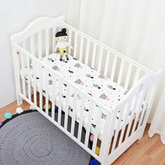 Muslinlife Flamingo/Cactus Pattern Crib Mattress Protector,Baby Crib Bed Fitted Sheet With Elastic band Disney Baby Clothes, Baby Clothes Online, Bed Bumpers, Crib Mattress, Baby Bedding Sets, Nursery Bedding, Gender Neutral Baby Clothes, Cheap Bed Sheets, Baby Clothes Patterns