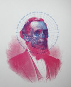 abraham skeleton lincoln