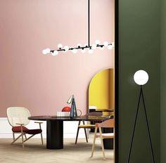 Klara and Mathilda armchairs Moroso design Patricia Urquiola