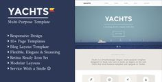 This Deals Yachts - Responsive Multi-Purpose Elegant TemplateWe have the best promotion for you and if you are interested in the related item or need more information reviews from the x customer who are own of them before please follow the link to see fully reviews