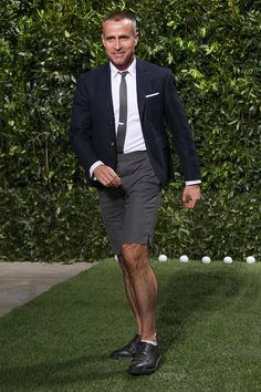 Thom Browne is my style hero/icon.