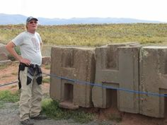 Flying Over Mysterious Puma Punku In Bolivia With Quadcopter - YouTube