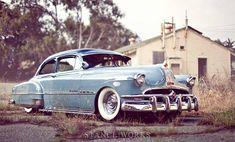 Pontiac 1949 - 54 custom & mild custom
