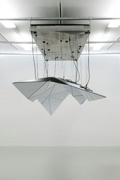 David Letellier - Kinetic sculpture installation.