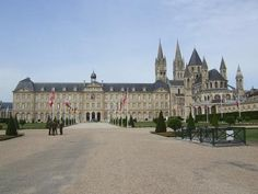 Abbaye aux Hommes: Caen, France | Best places in the World