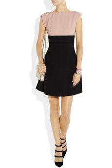 Miu Miu-love the dress and the way it makes your waist look tiny.
