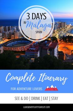 The Province of Málaga, with its year-round temperatures and sunshine that earn the Costa del Sol its name, is a great choice for a long weekend getaway filled with good food, adventure and a bit of luxury. Head to the formerly shabby port city as your base for these things to do in Málaga, Spain.