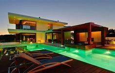 Casas de Luxo inspiradoras (22 Fotos)