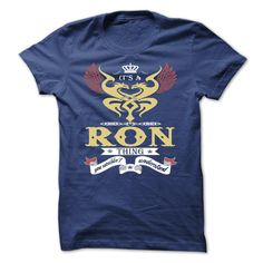 (Top Tshirt Deals) its a RON Thing You Wouldnt Understand T Shirt Hoodie Hoodies Year Name Birthday Discount 20% Hoodies, Funny Tee Shirts