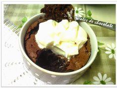 Ponto de Rebuçado Receitas: Potes de chocolate