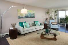 Maler ideen wohnzimmer | Wohnzimmer streichen, Wandfarbe braun und ...