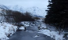 Wales, winter scenery.  Carneddau. Looks so beautiful  and very wild, but not so threatening.
