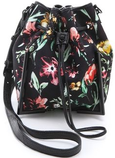 3.1 Phillip Lim Scout Small Cross-Body Bag in Black