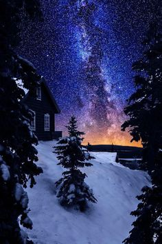 Beauty of nature | sky | | night sky | | nature |  | amazingnature |  #nature #amazingnature  https://biopop.com/