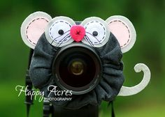 Lens Bling - Mouse - Ready to Ship