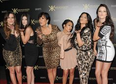 the kardashians/jenners