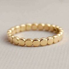 I just love this becaus it's different to your usual plain band - Alison Moore Designs Pebble Solid Yellow Gold Ring Gold Ring Designs, Gold Earrings Designs, Plain Gold Ring, Yellow Gold Rings, Gold Wedding Rings, Rose Gold Engagement Ring, Wedding Bands, Leaf Jewelry, Jewellery