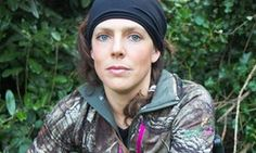 'There isn't a place for macho style in survival because that sort of behaviour gets you killed' … Megan Hine.