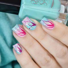 Peggy Sage Hello Spring - Nail Art Sakura Nail Art Sakura