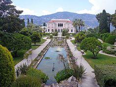 Villa Ephrussi de Rothschild, Côte d'Azur