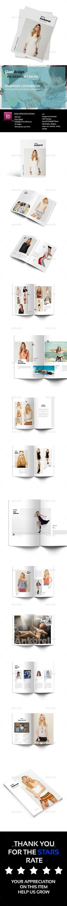 Ankorel - Fashion Lookbook