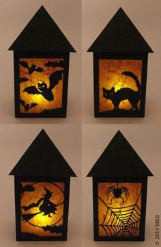 Moldes Halloween, Fröhliches Halloween, Image Halloween, Manualidades Halloween, Adornos Halloween, Halloween Crafts For Kids, Diy Halloween Decorations, Holidays Halloween, Fall Crafts