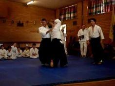 Aikido Melbourne - Black Belt Randori - Calm in Action
