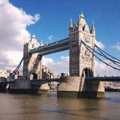 London Bridge via @lillyxxxx