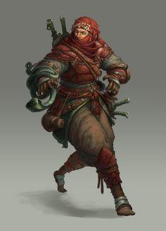 Assassin, Timofey Stepanov on ArtStation at https://www.artstation.com/artwork/assassin-6c6ecbbb-254d-4b5c-8964-ce811fa5d7d1