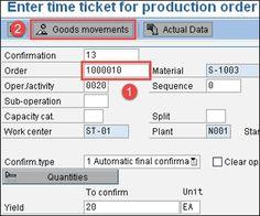Inprocess Inspection in SAP QM | SAP QM | Finals