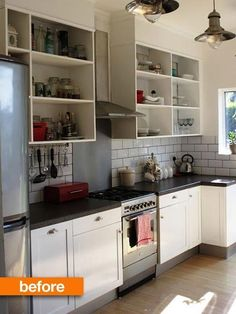Before & After: It's All About the Details in this Kitchen Makeover