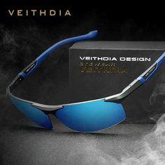 9b85f93b00b VEITHDIA Polarized Sunglasses Men New Arrival Brand Designer Sun Glasses  With Original Box gafas oculos de sol masculino 6589 You have options to  choose ...