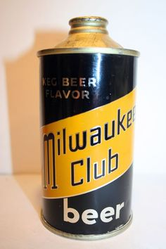 Milwaukee Club Beer , tough version