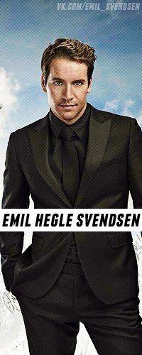 Емил Хегле Свенсен | Емил Хегле Свенсен | VK