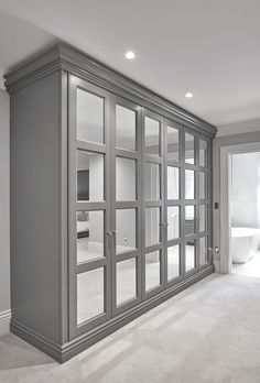 Fulham London E Bedroom Cupboards Wardrobe Closet Wardrobe Doors Wardrobe Design Bedroom, Wardrobe Closet, Closet Bedroom, Bedroom Storage, Home Bedroom, Bedroom Decor, Mirrored Bedroom Furniture, Master Closet, Spare Bedroom Ideas