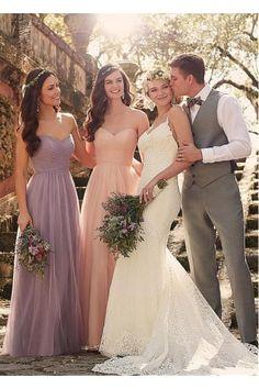 Chic Lace Spaghetti Straps Neckline Sheath Wedding Dresses with Lace Appliques