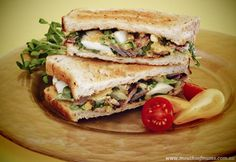 Caesar toasted sandwich recipe